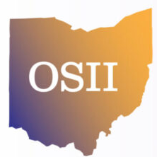 OSII 21  years  logo