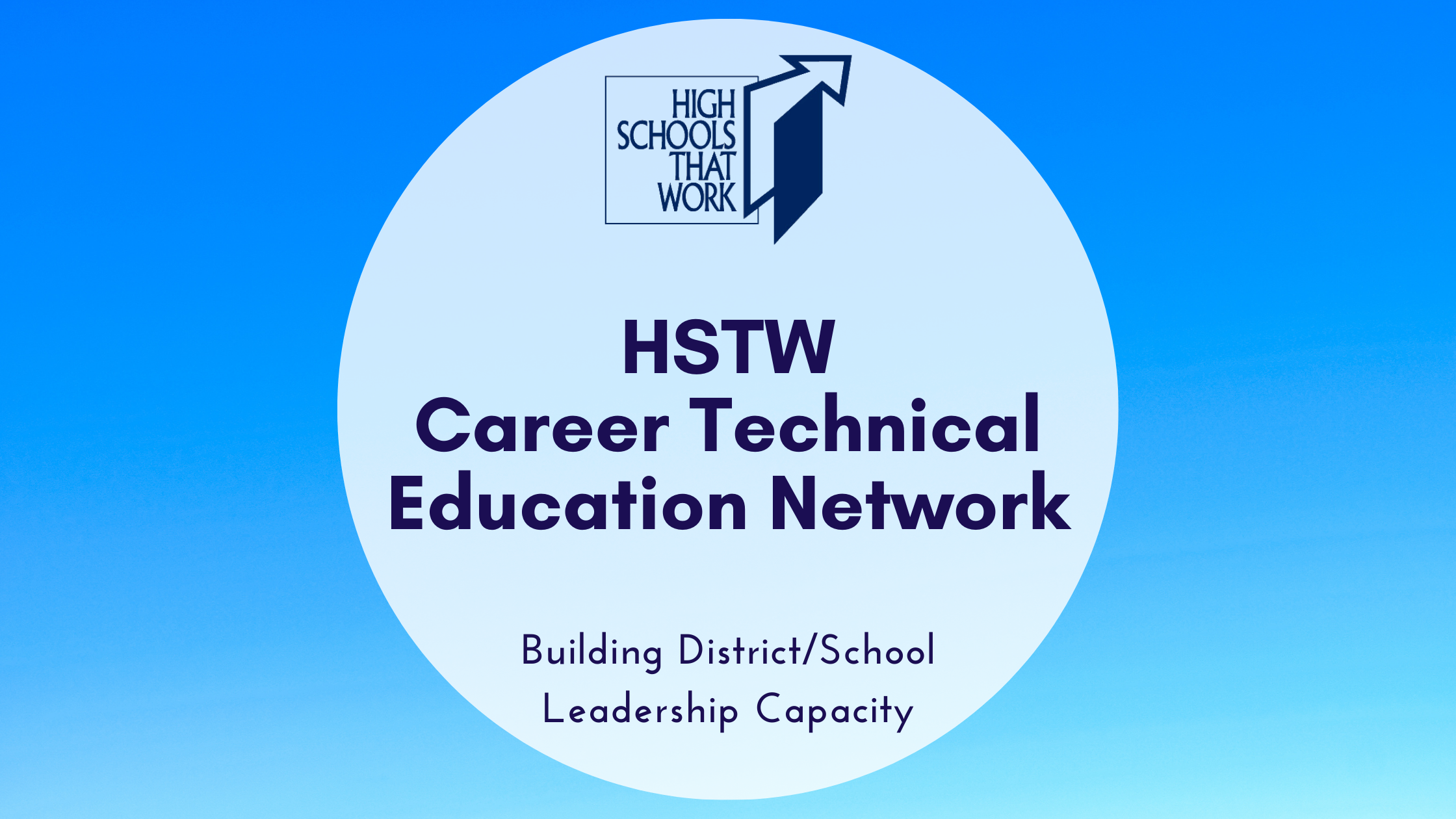 HSTW Career Technical Education Network