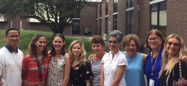 Windham's School-Based Health Center staff members