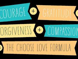 CHOOSE LOVE MOVEMENT: