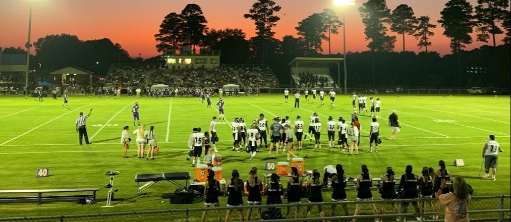Smackover-Norphlet Football Field