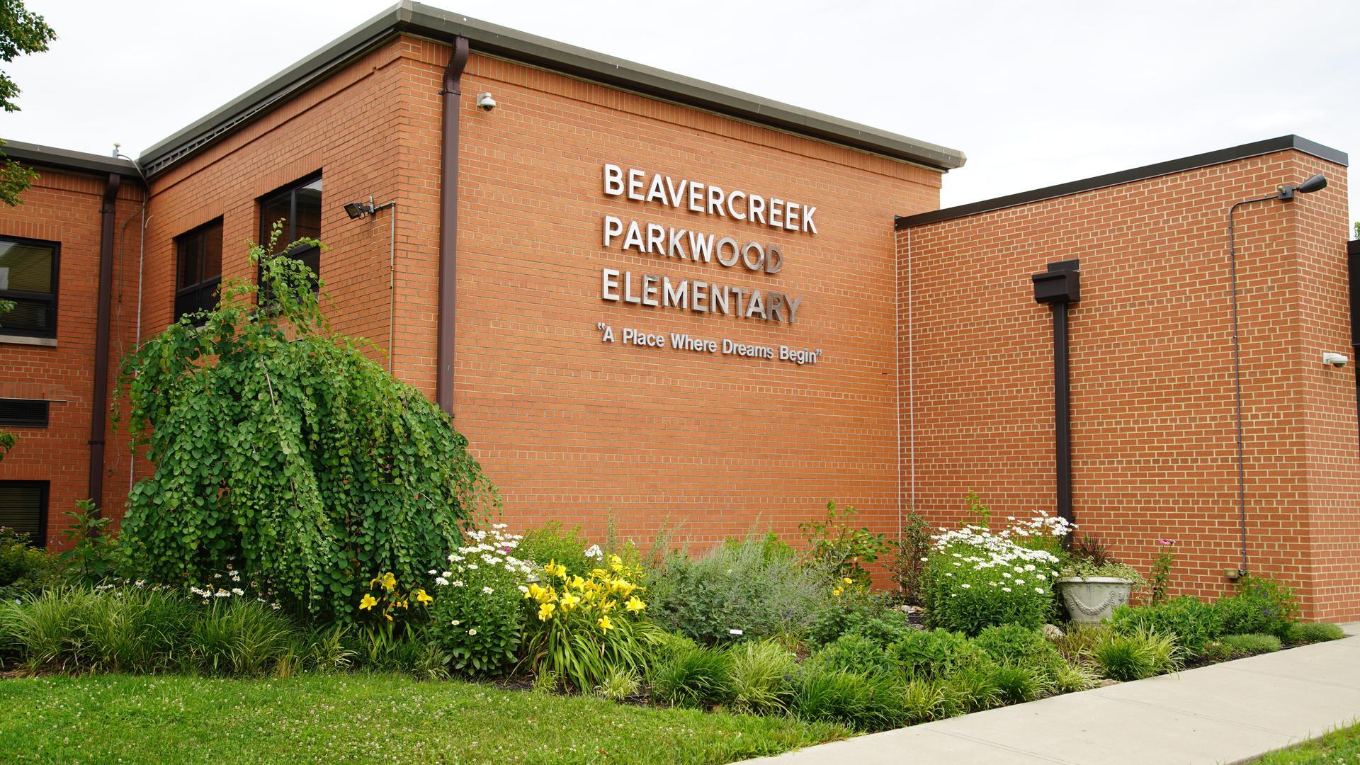 Photo of Parkwood Elementary.