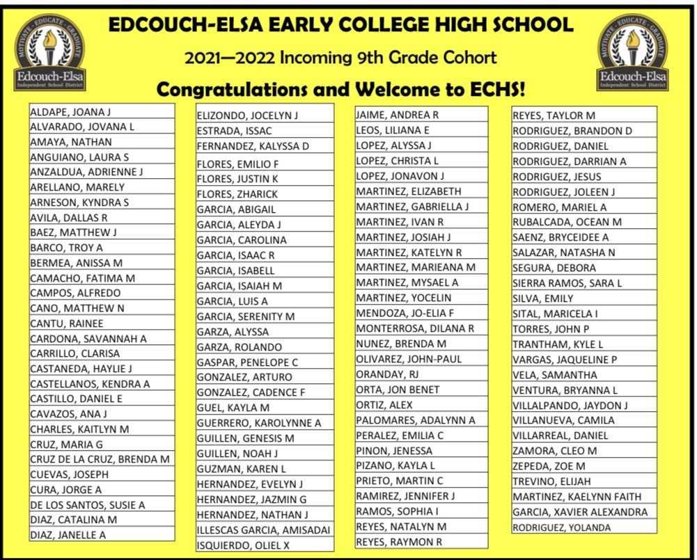 Student List