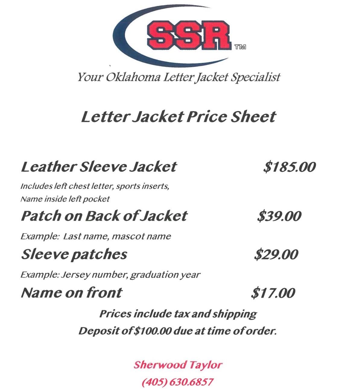 SSR Prices