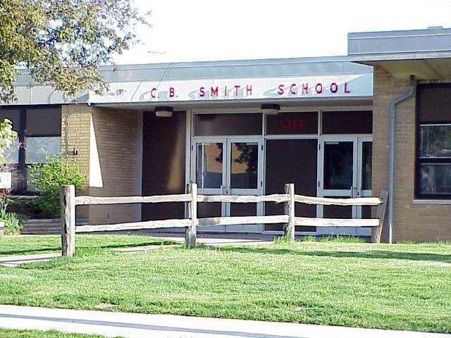 Smith entrance