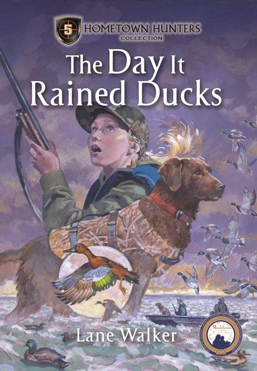 The Day It Rained Ducks