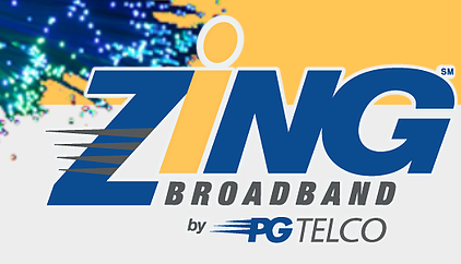 Logo for Zing Broadcasting