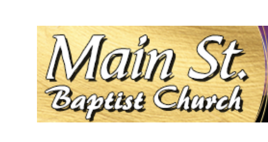 Main Street Baptist Church logo