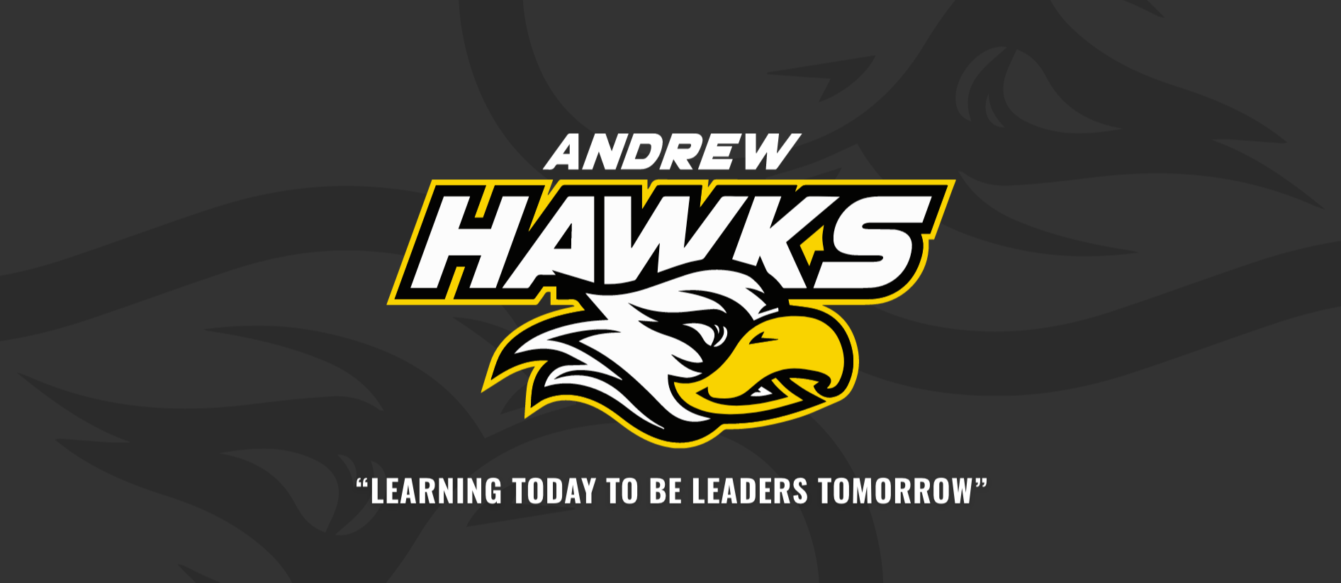 """Andrew Hawks """"Learning Today to Be Leaders Tomorrow"""""""