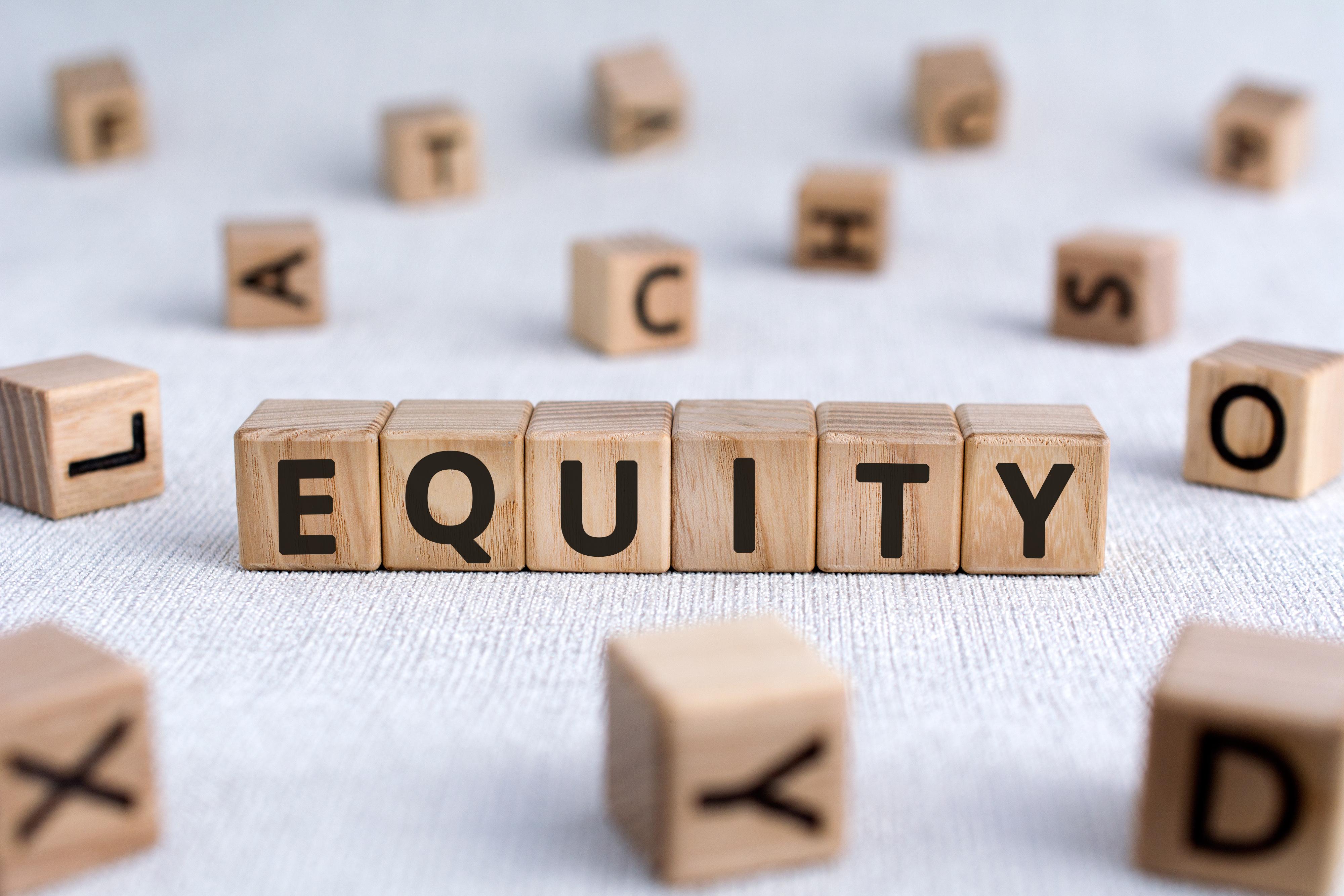 equity in blocks