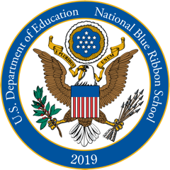 US Department of Education National Blue Ribbon School 2019