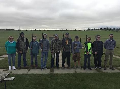Trap Shooting Team