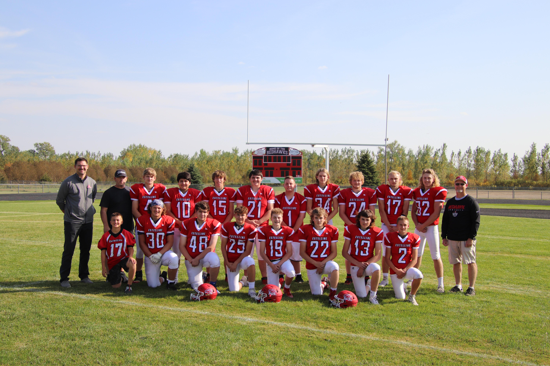 Estelline Football Team