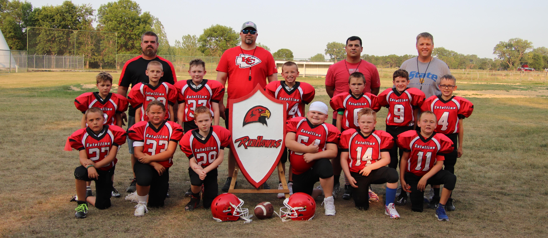 3rd-4th Football Team