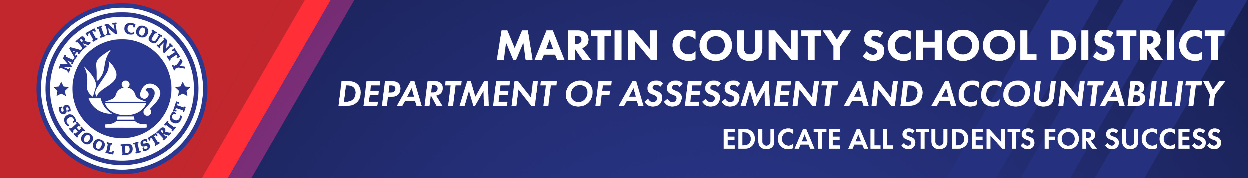 Department of Assessment and Accountability