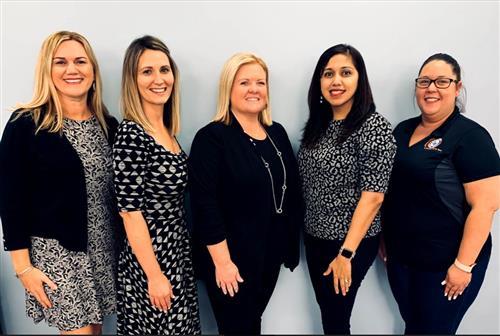 Photo of Professional Development Team