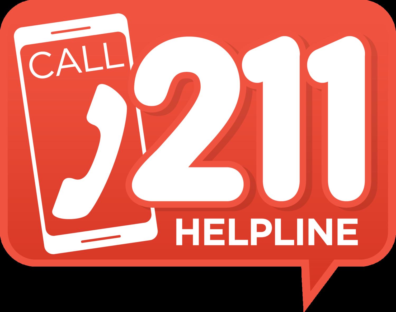 Call 211 Helpline