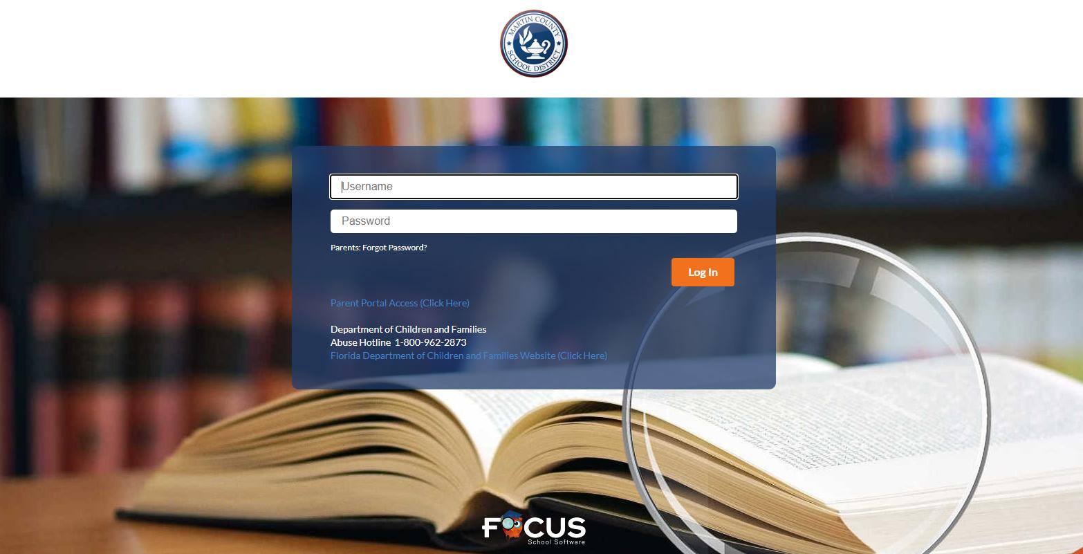 Focus Parent Portal