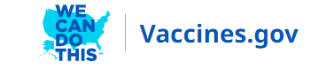 Vaccines.gov logo