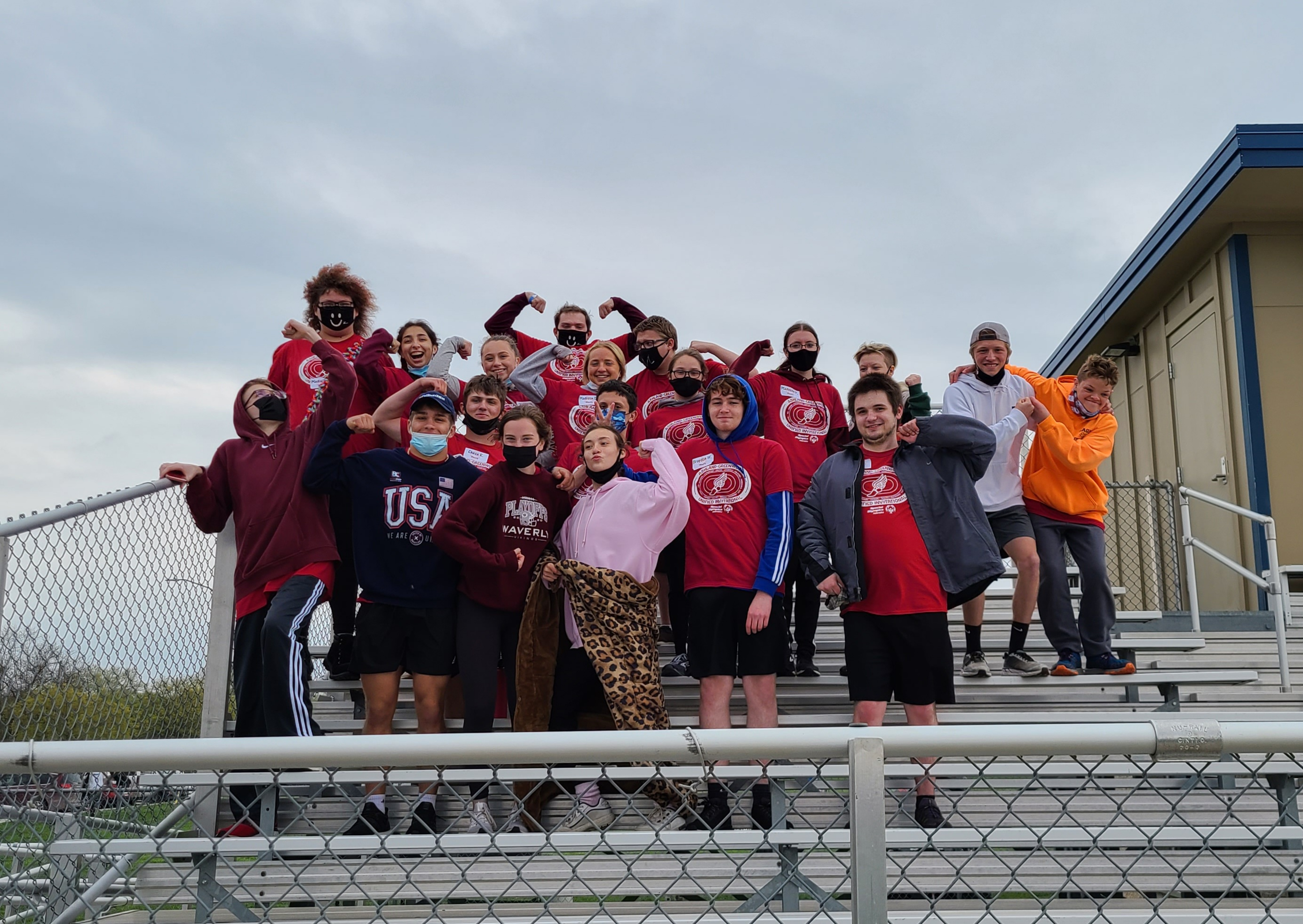 Unified Track Team 2020-21