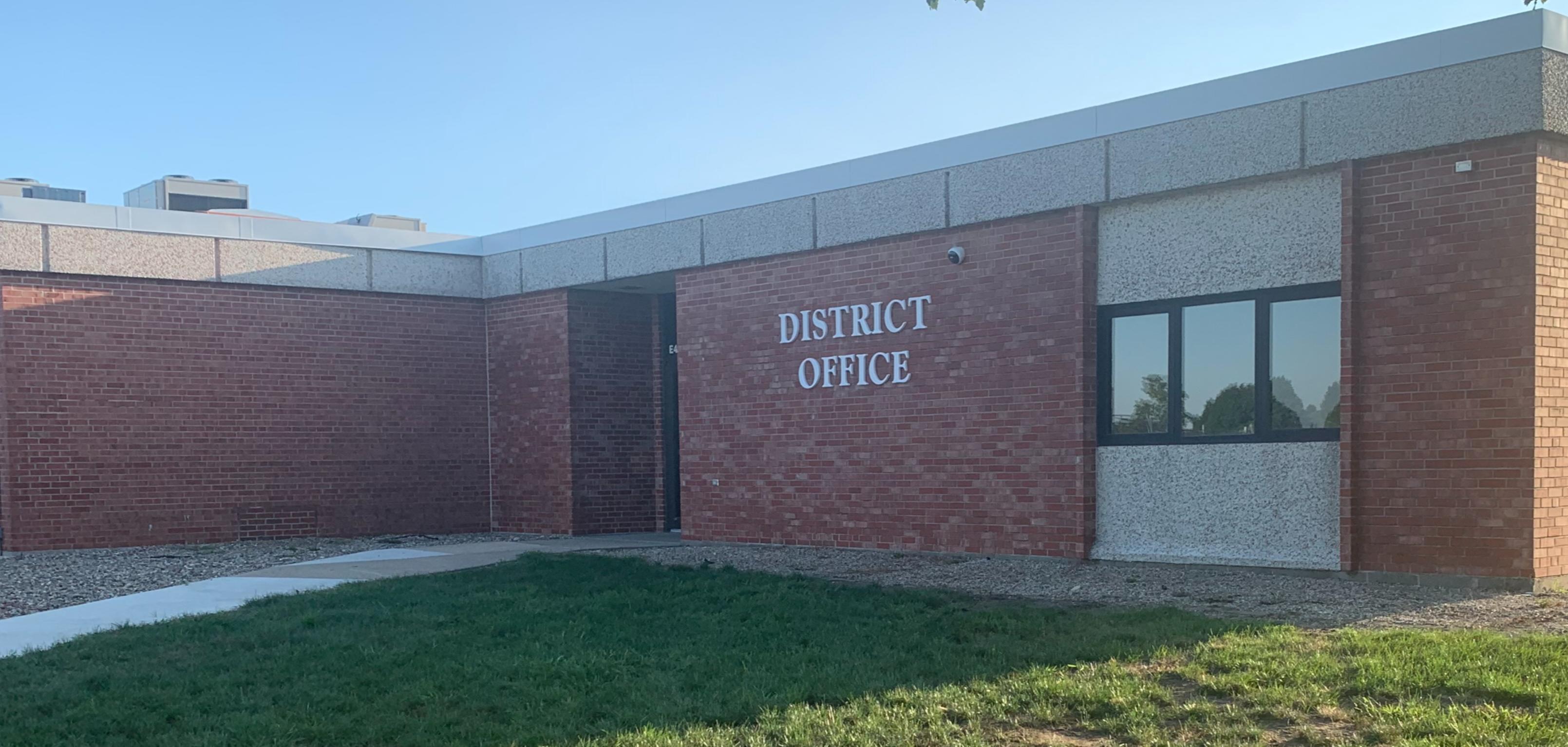 Greene County District Office - 101 Ram Drive