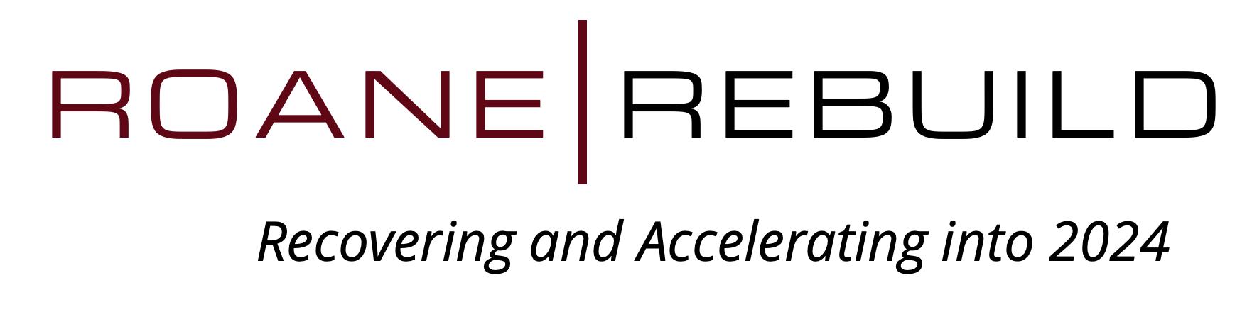 Roane   Rebuild logo