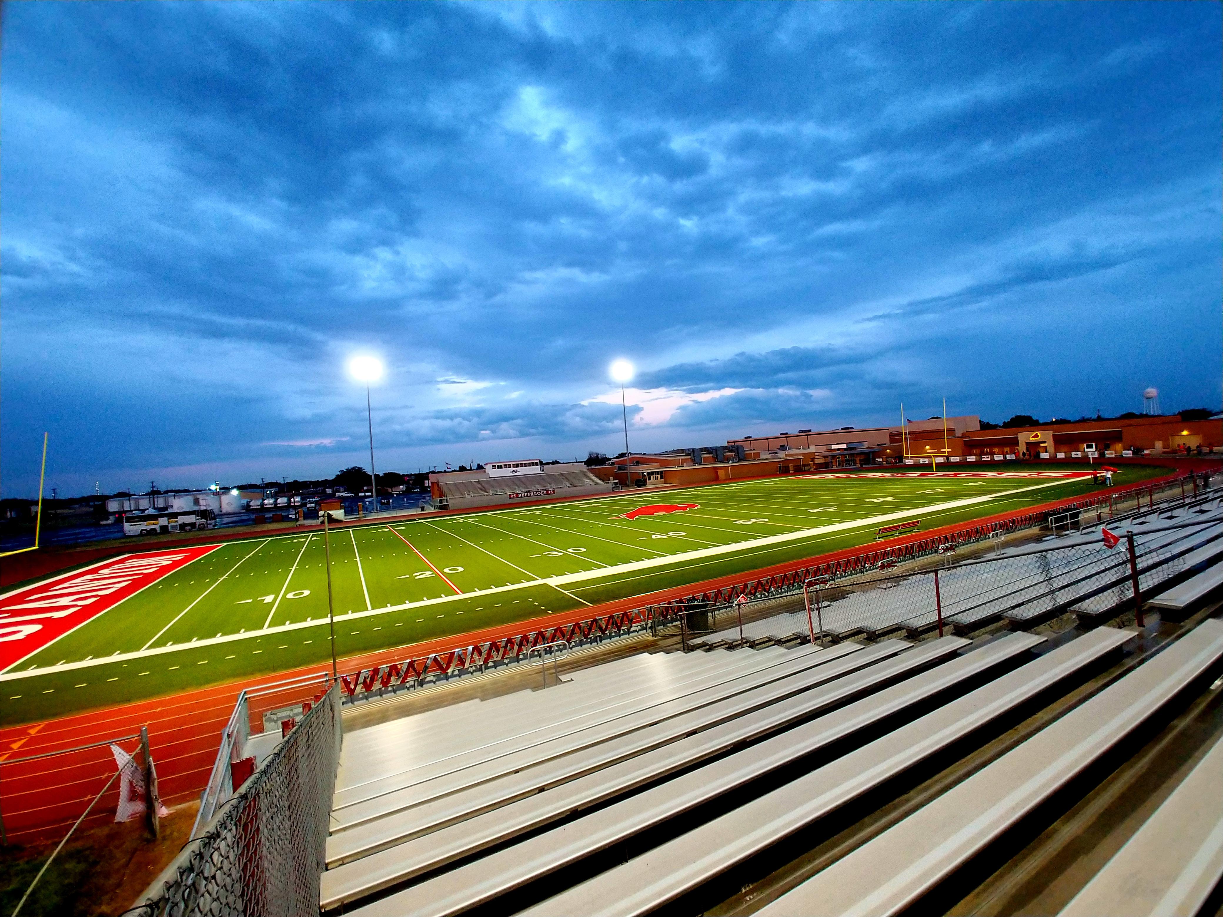 Stanton High Football Field
