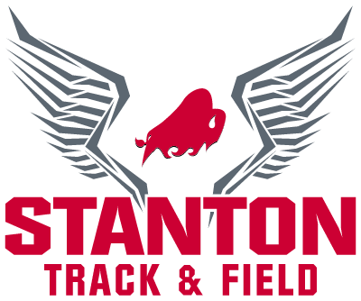 Stanton Track and Field Logo