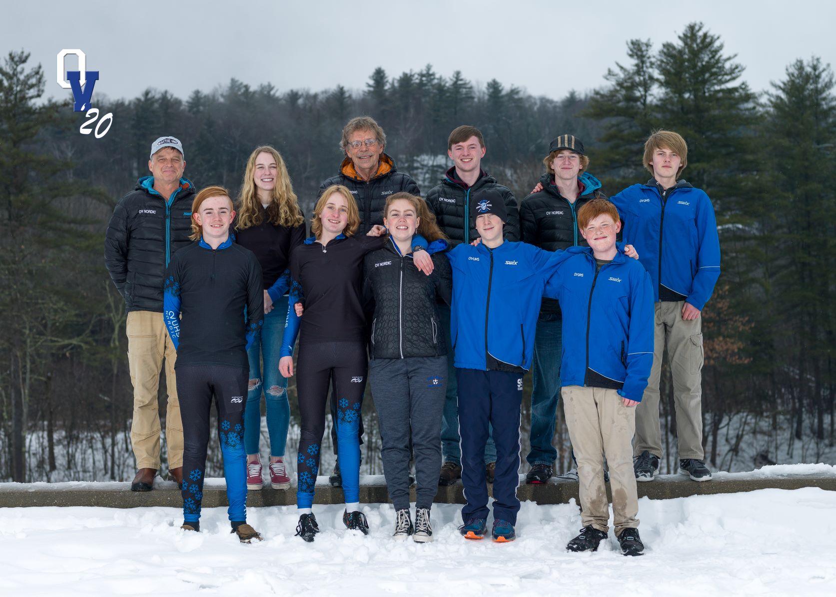 Nordic Skiing Team