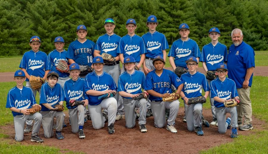 Middle School Baseball