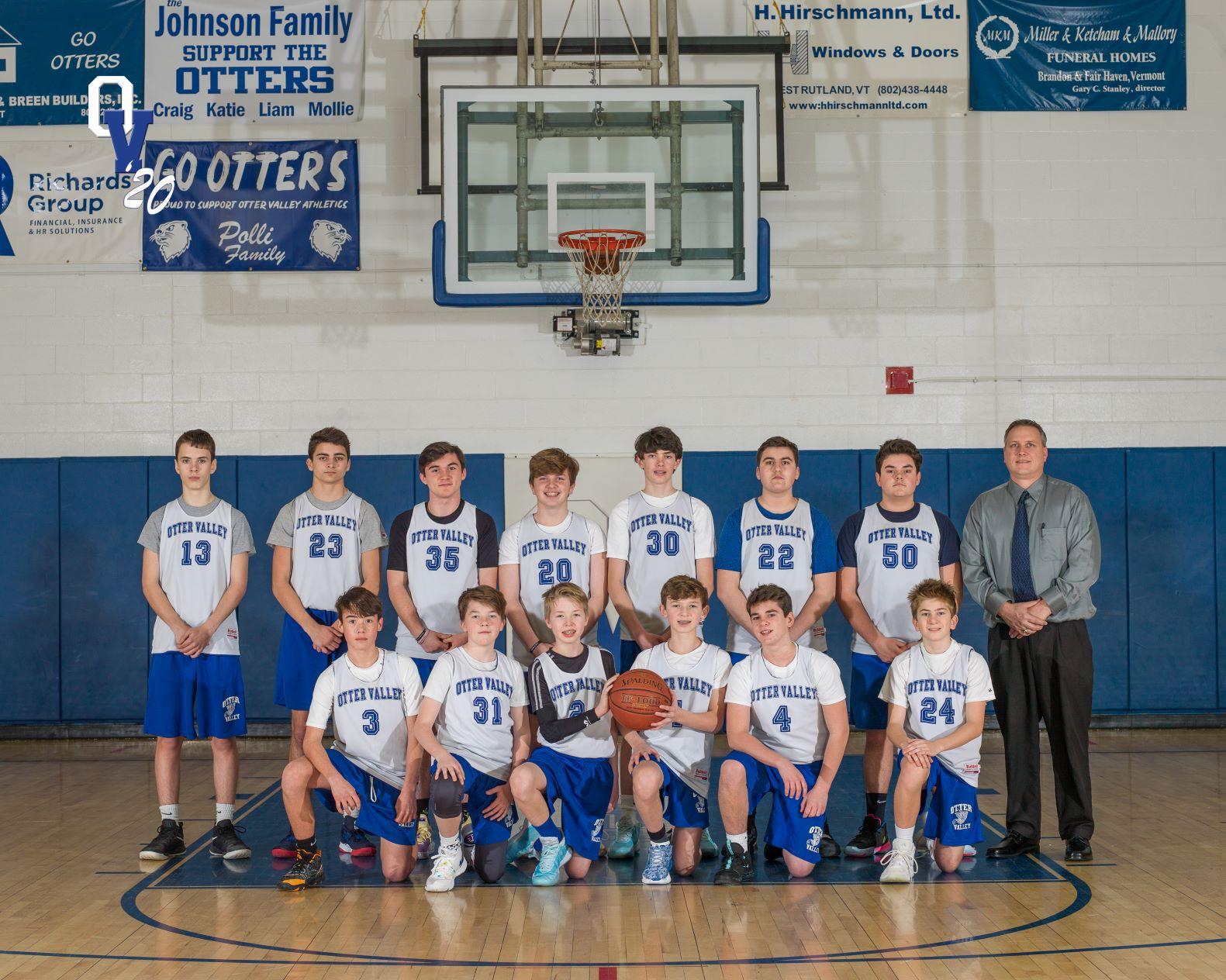 8th Boys Basketball