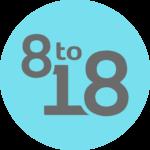 Illinois 8 to 18 logo