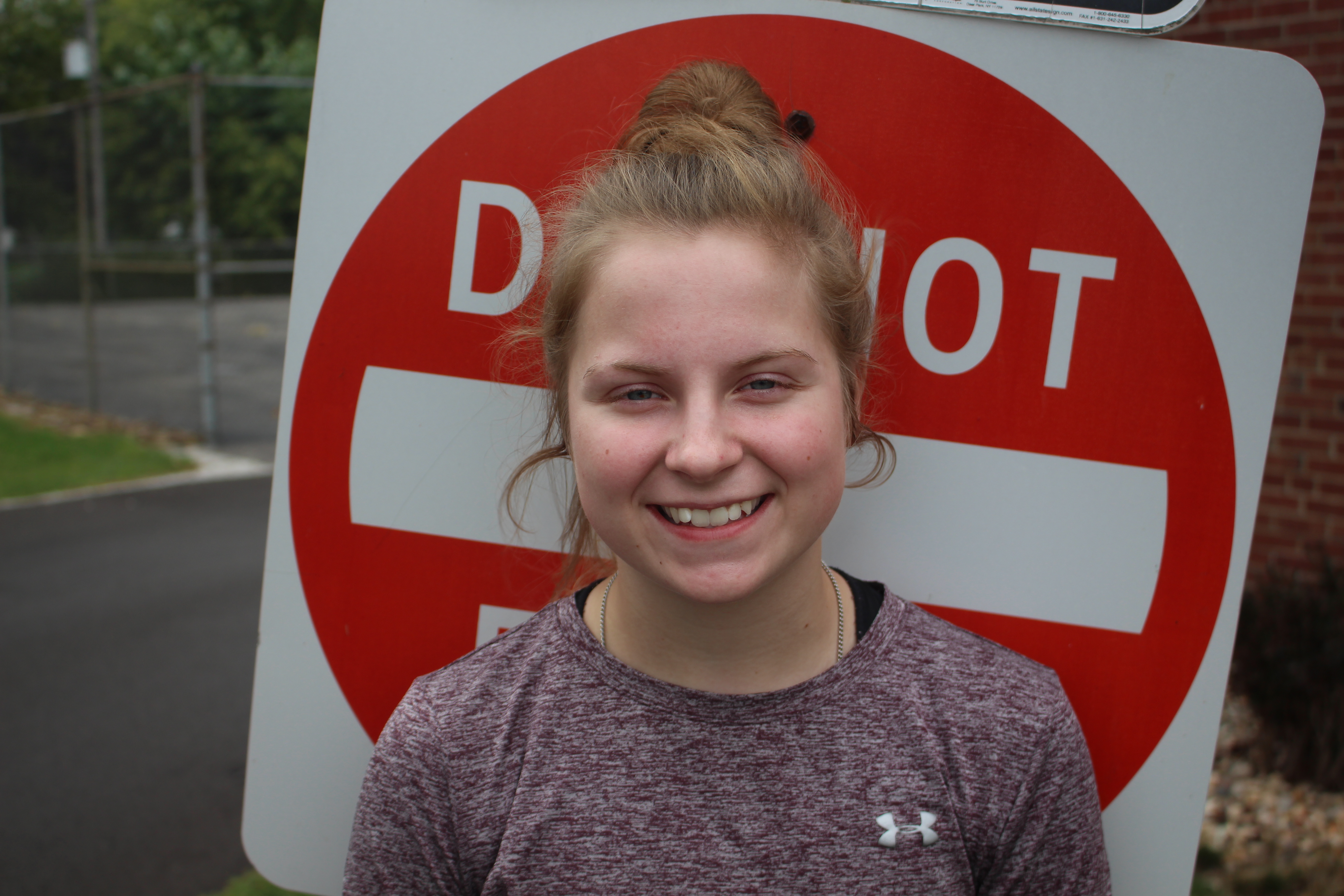 Congratulations to the September  High School Student of the Month!