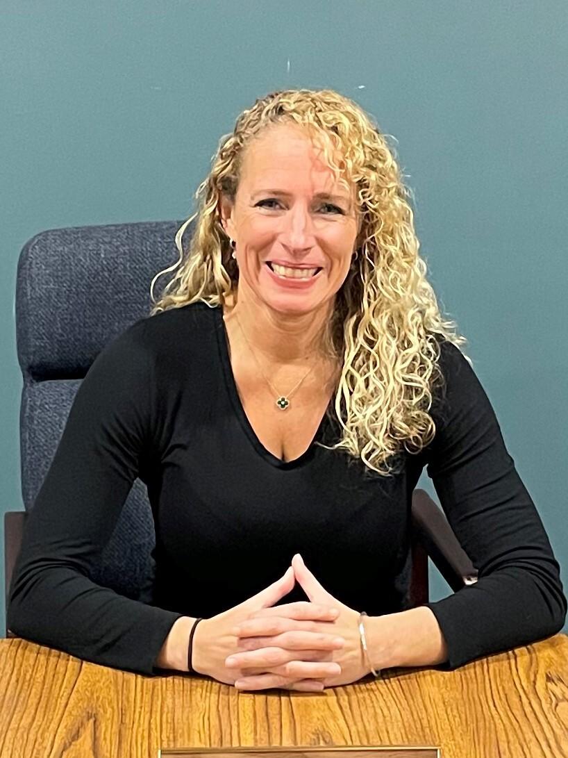 Secretary - Amber McNew