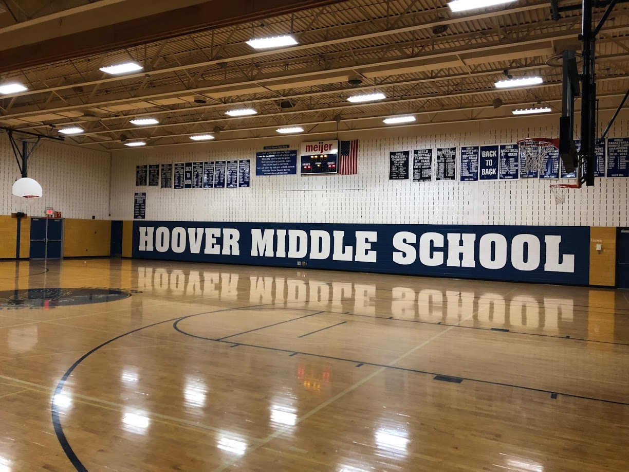 Hoover Middle School Gym