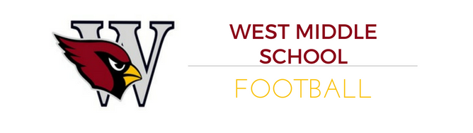 West Middle School Football