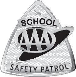 School AAA Safety Patrol
