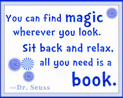 You can find magic wherever you look.