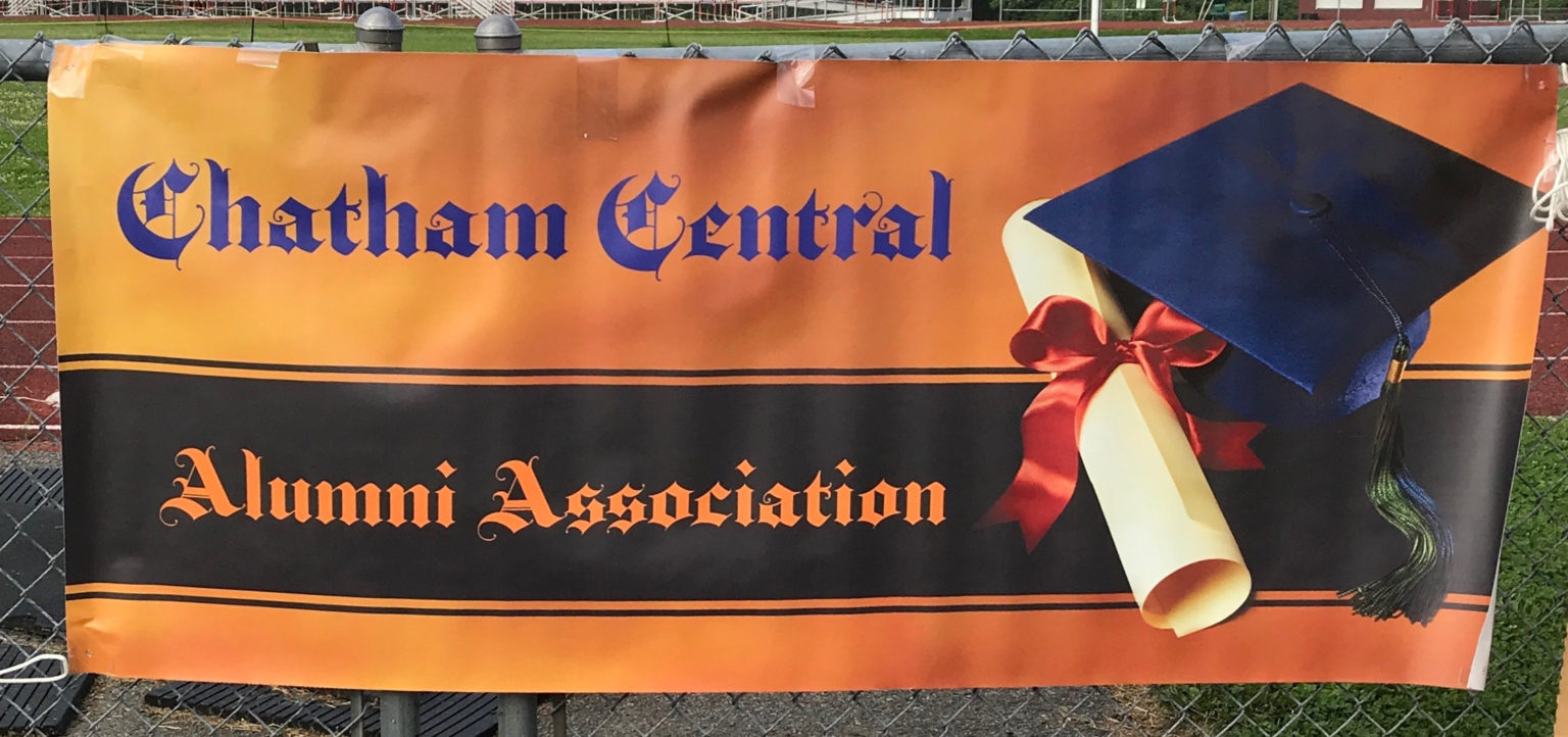 JOIN THE CHATHAM CENTRAL ALUMNI ASSOCIATION