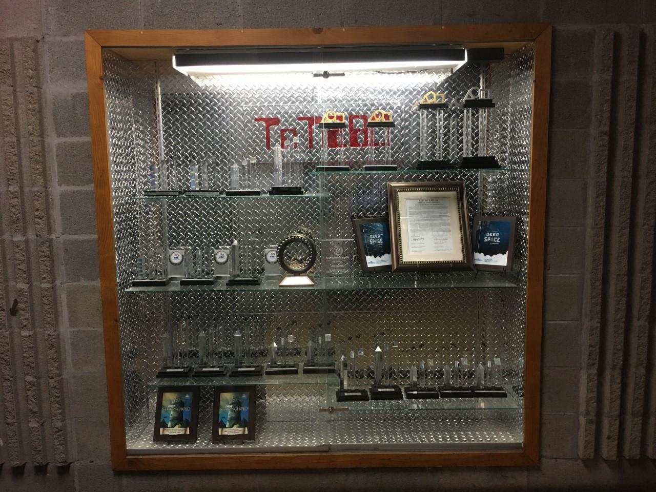 TNT Robotics Trophy Case_version 2.0