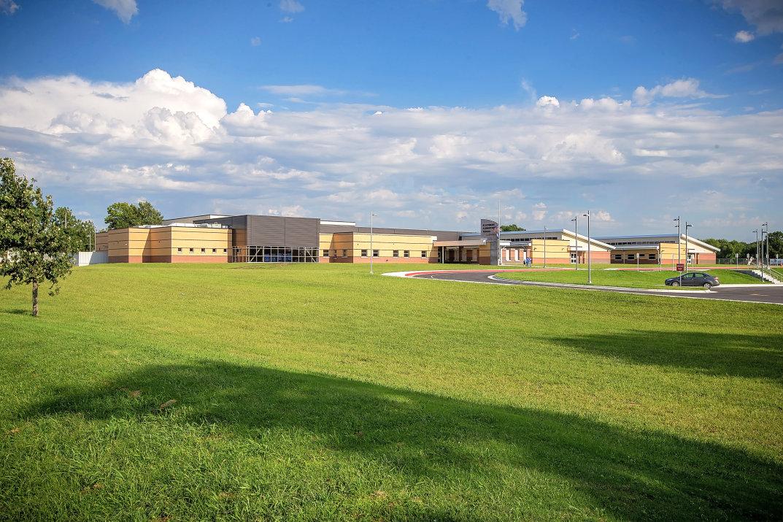 Blackmore Elementary Exterior