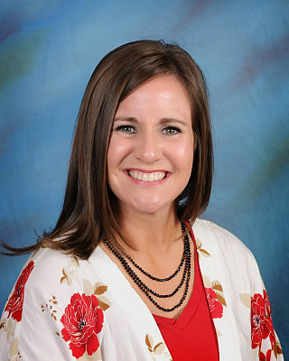 Photo of Cari Rector, Counselor of the school