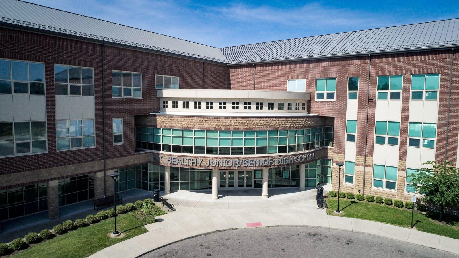 Jr/Sr High school photo