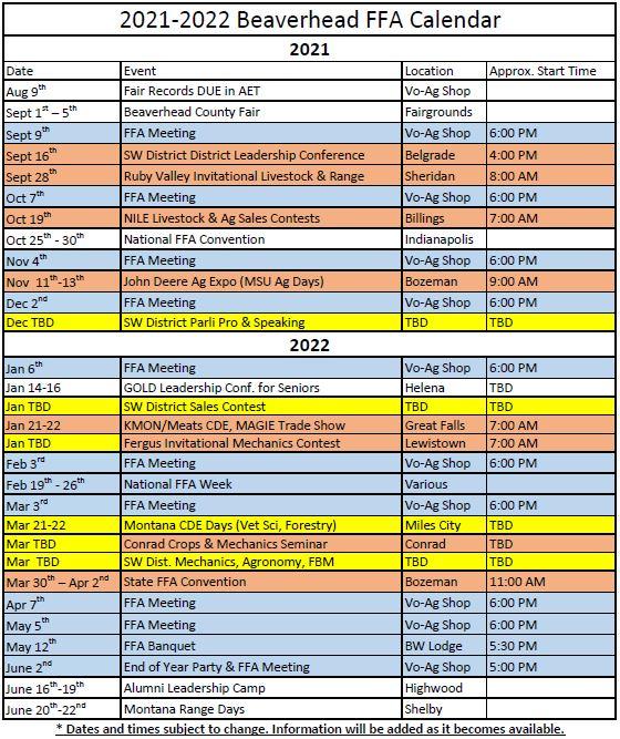 21-22 FFA Calendar rev 1