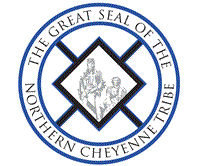 The Great Seal of the Northern Cheyenne Tribe