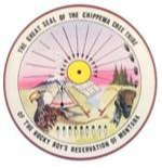 The Great Seal of the Chippewa Cree Tribe of the Rocky Boys Reservation of Montana