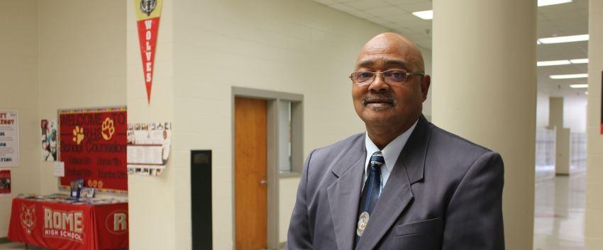 Photo of Mr. Alvin L. Jackson.