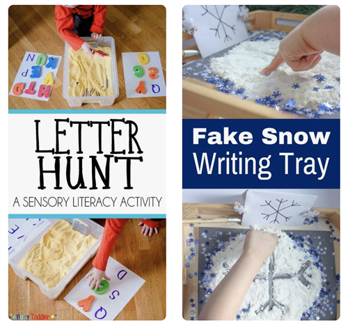 Easy Crafts and Activities