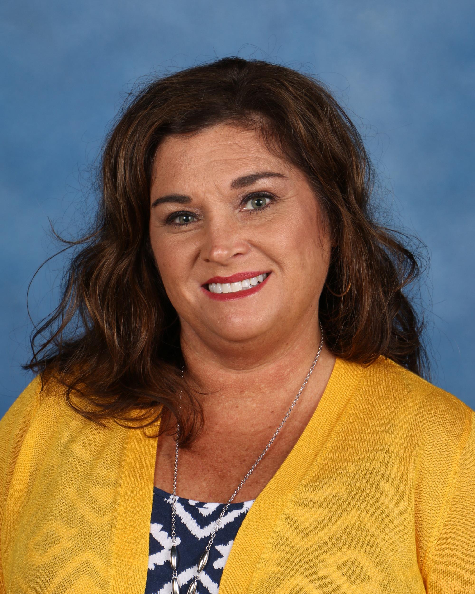 Photo of Ms. Misty Tucker.