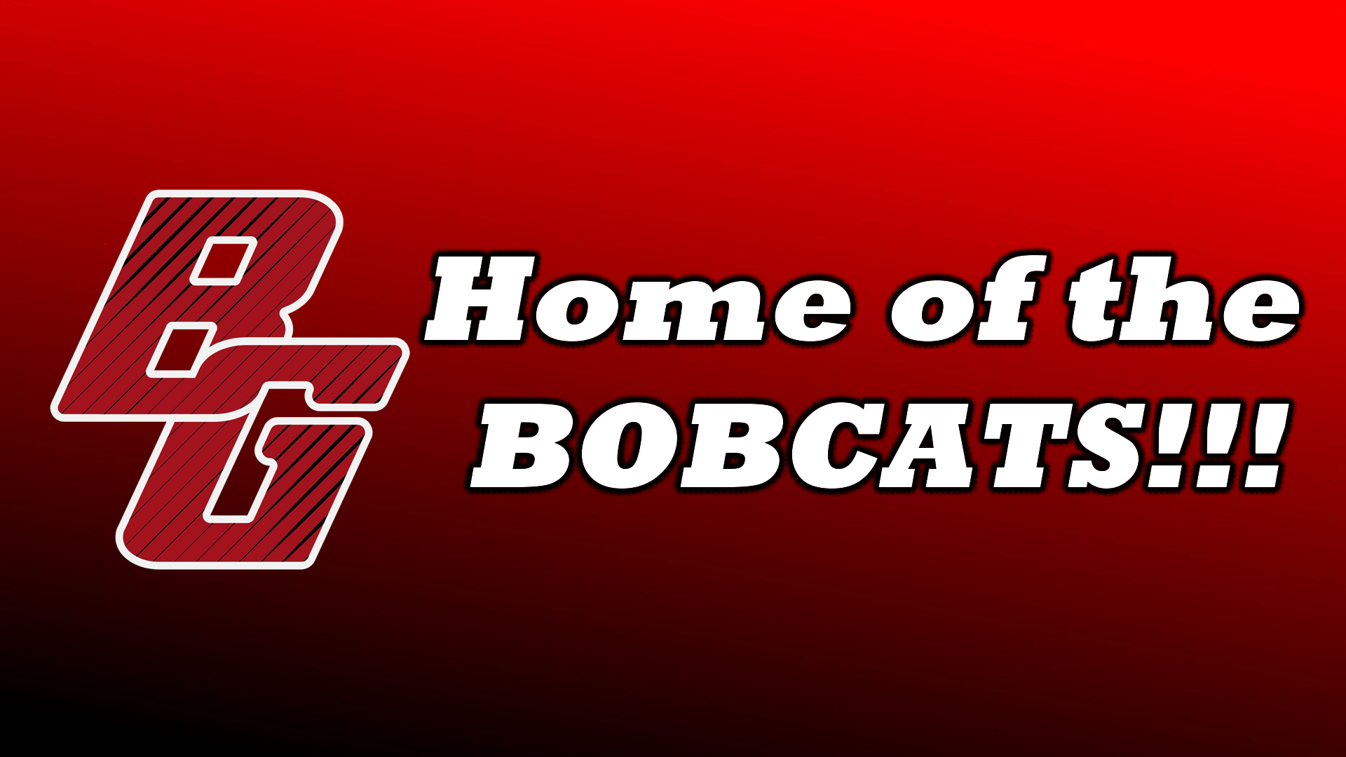 Home of the Bobcats!